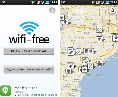 app claves wififree