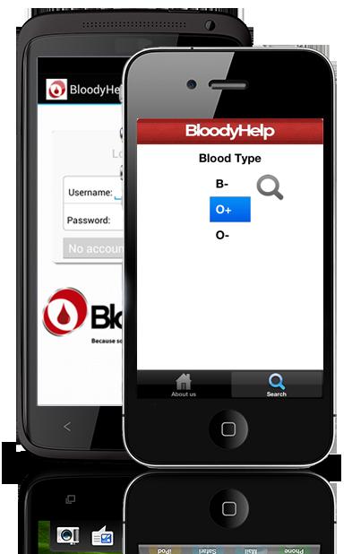 app donar sangre