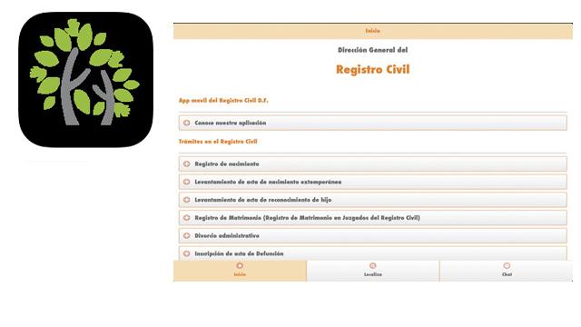 registro civil df